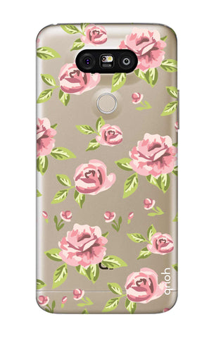 Elizabeth Era Floral LG G5 Cases & Covers Online