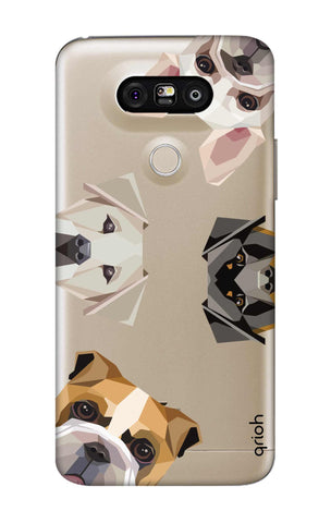 Geometric Dogs LG G5 Cases & Covers Online