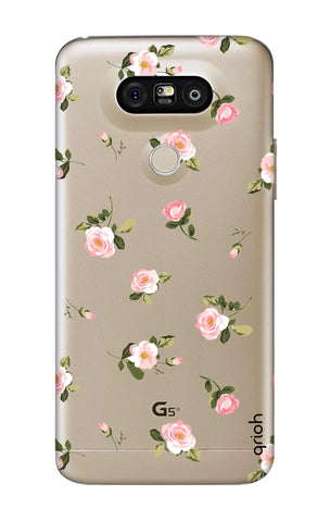 Pink Rose All Over LG G5 Cases & Covers Online