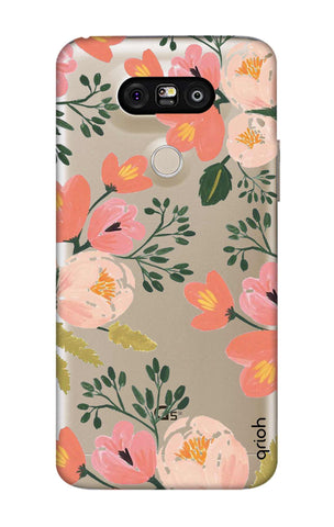 Painted Flora LG G5 Cases & Covers Online
