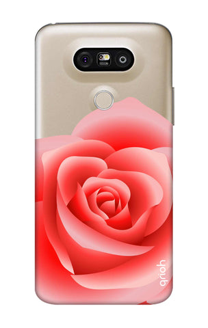 Peach Rose LG G5 Cases & Covers Online