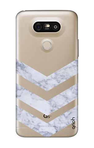 Marble Chevron LG G5 Cases & Covers Online