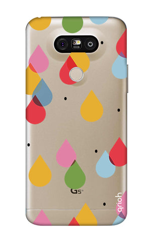 Colourful Drops LG G5 Cases & Covers Online