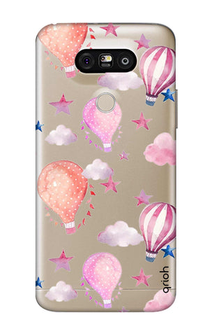 Flying Balloons LG G5 Cases & Covers Online