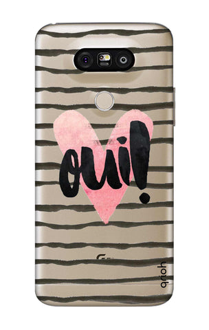 Oui! LG G5 Cases & Covers Online
