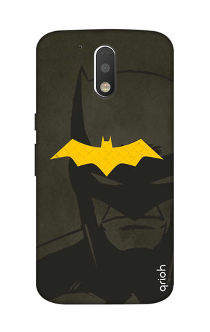 Batman Mystery Motorola Moto G4 Cases & Covers Online