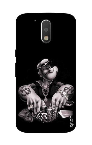 Rich Man Motorola Moto G4 Cases & Covers Online