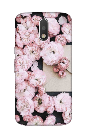 Roses All Over Motorola Moto G4 Cases & Covers Online