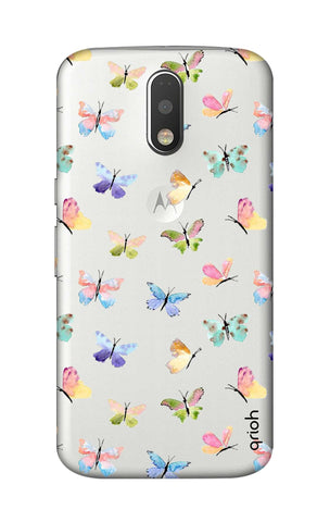 Painted Butterflies Motorola Moto G4 Cases & Covers Online