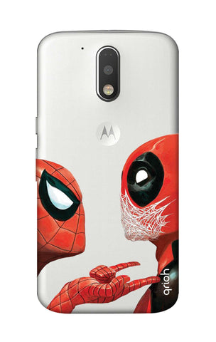 Sup Deadpool Motorola Moto G4 Cases & Covers Online