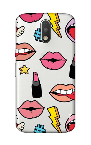 Makeup Doodle Motorola Moto G4 Cases & Covers Online