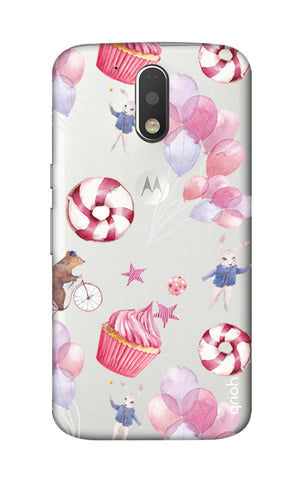Sweet Tooth Motorola Moto G4 Cases & Covers Online