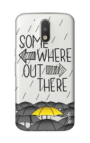 Somewhere Out There Motorola Moto G4 Cases & Covers Online