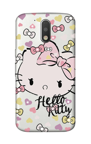 Bling Kitty Motorola Moto G4 Cases & Covers Online