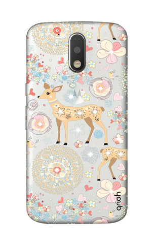 Bling Deer Motorola Moto G4 Cases & Covers Online