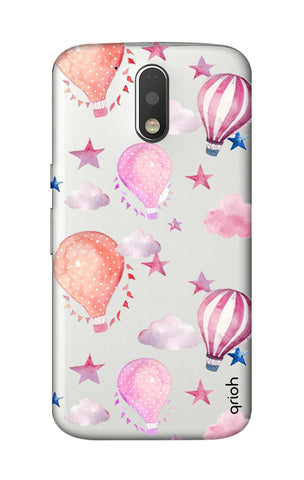 Flying Balloons Motorola Moto G4 Cases & Covers Online