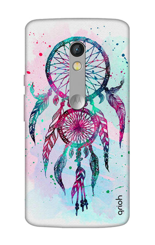 Dreamcatcher Feather Motorola Moto X Play Cases & Covers Online