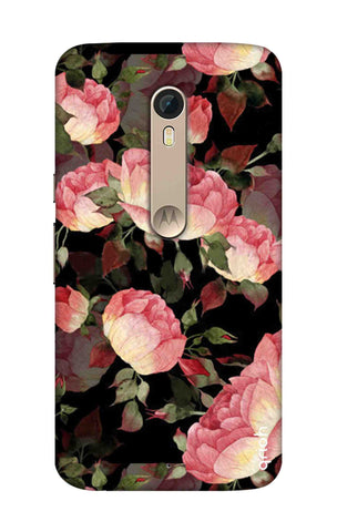 Watercolor Roses Motorola Moto X Style Cases & Covers Online