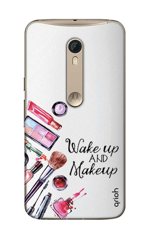 Make Up Blush Motorola Moto X Style Cases & Covers Online