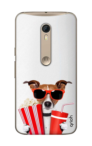Dog Watching 3D Movie Motorola Moto X Style Cases & Covers Online