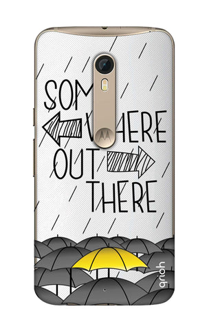 Somewhere Out There Motorola Moto X Style Cases & Covers Online