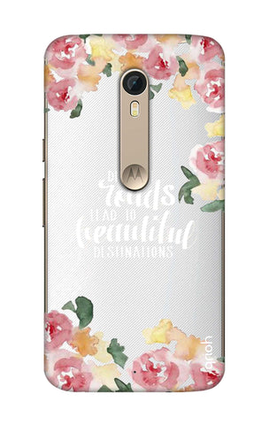 Beautiful Destinations Motorola Moto X Style Cases & Covers Online