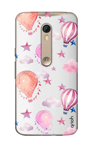 Flying Balloons Motorola Moto X Style Cases & Covers Online