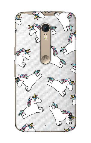 Jumping Unicorns Motorola Moto X Style Cases & Covers Online