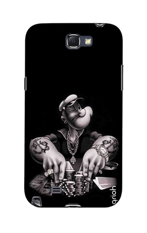 Rich Man Samsung Note 2 Cases & Covers Online