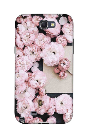Roses All Over Samsung Note 2 Cases & Covers Online