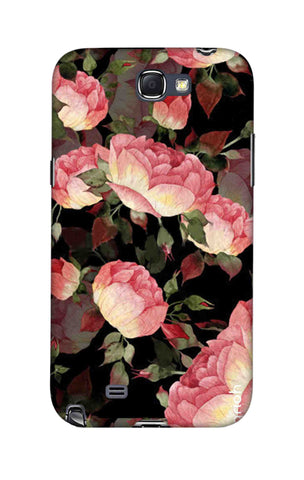 Watercolor Roses Samsung Note 2 Cases & Covers Online