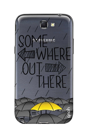 Somewhere Out There Samsung Note 2 Cases & Covers Online