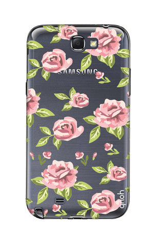 Elizabeth Era Floral Samsung Note 2 Cases & Covers Online
