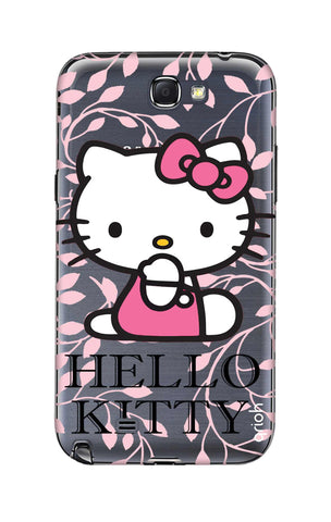 Hello Kitty Floral Samsung Note 2 Cases & Covers Online