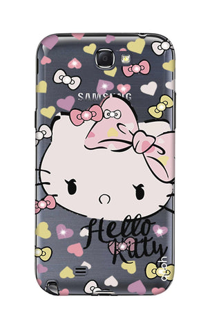 Bling Kitty Samsung Note 2 Cases & Covers Online