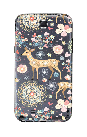 Bling Deer Samsung Note 2 Cases & Covers Online