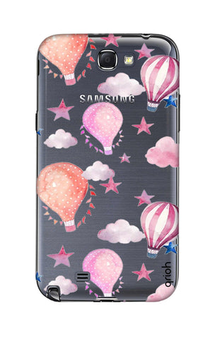 Flying Balloons Samsung Note 2 Cases & Covers Online