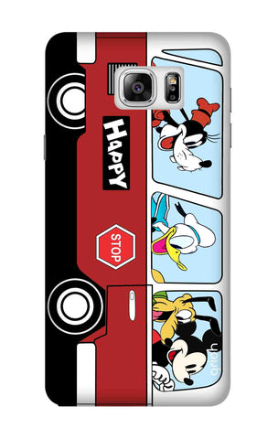 Cartoon Bus Samsung Note 7 Cases & Covers Online
