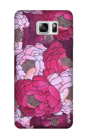 Vector Floral Samsung Note 7 Cases & Covers Online