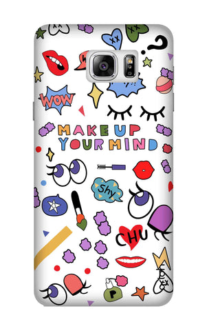 Makeup Your Mind Samsung Note 7 Cases & Covers Online