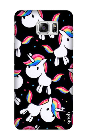 Colourful Unicorn Samsung Note 7 Cases & Covers Online