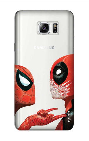 Sup Deadpool Samsung Note 7 Cases & Covers Online