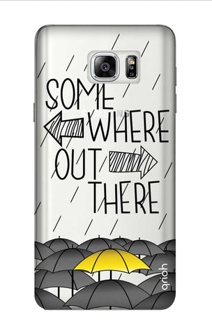 Somewhere Out There Samsung Note 7 Cases & Covers Online