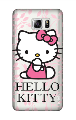 Hello Kitty Floral Samsung Note 7 Cases & Covers Online