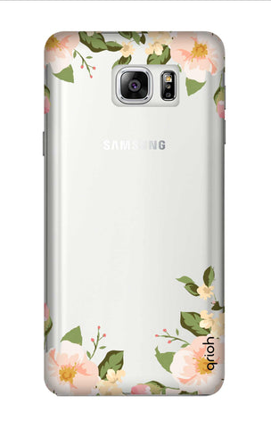 Flower In Corner Samsung Note 7 Cases & Covers Online