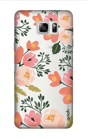 Painted Flora Samsung Note 7 Cases & Covers Online