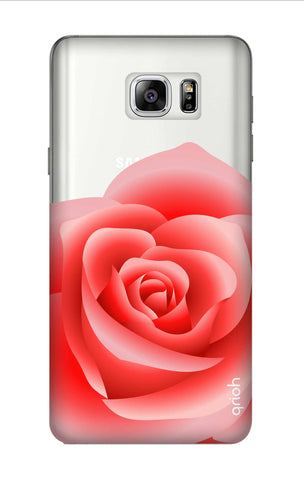 Peach Rose Samsung Note 7 Cases & Covers Online