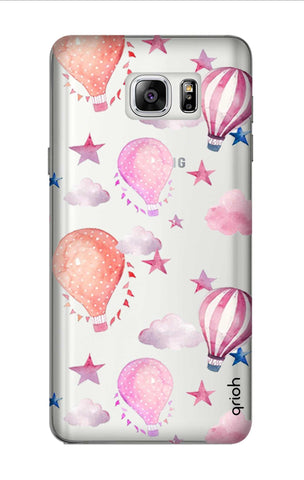 Flying Balloons Samsung Note 7 Cases & Covers Online