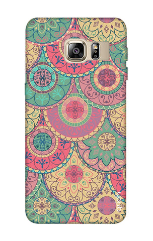 Colorful Mandala Samsung S6 Edge Plus Cases & Covers Online