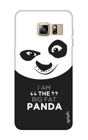 Big Fat Panda Samsung S6 Edge Plus Cases & Covers Online